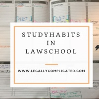 Study Habits in Law School
