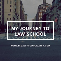 My Journey To Law School