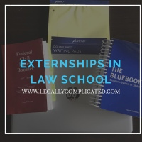 Externships in Law School