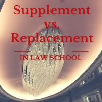 Supplement v. Replacement
